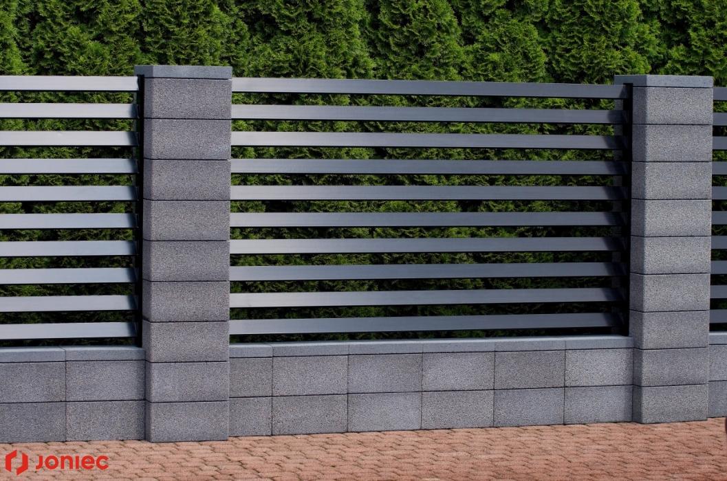 Nietypowy Okaz Przęsła panelowe metalowe - Joniec KK97